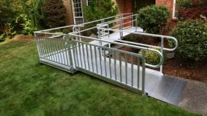 Wheelchair Ramp install Stuart Florida