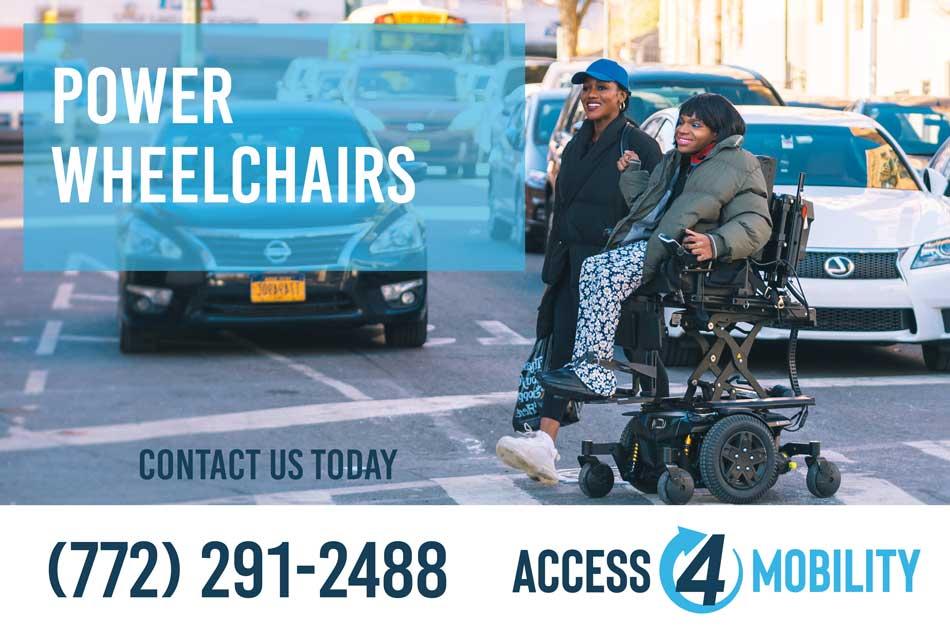 Power Wheelchairs Sales Rental & Service